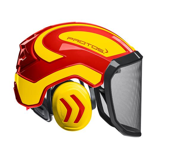 Casco Protos Integral Forest P-205002